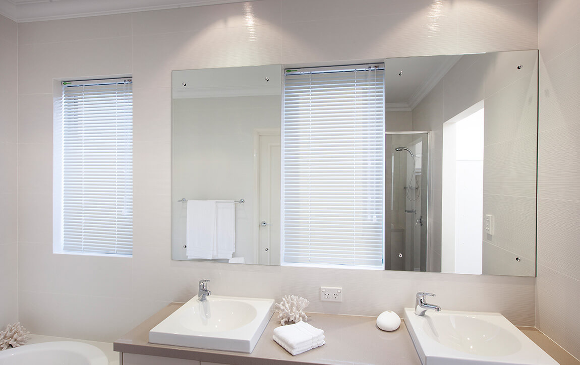 żaluzje aluminiowe do łazienki