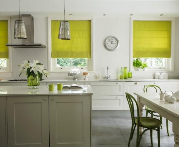 rolety plisowane do kuchni
