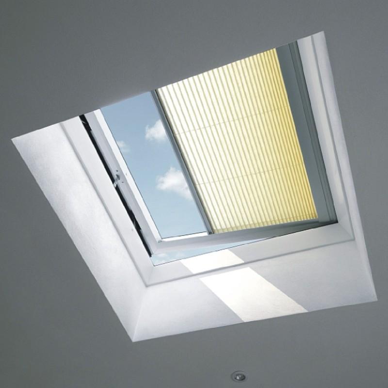 plisy na okna dachowe